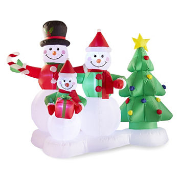 outdoor inflatables outdoor decorations closeouts - Christmas Outdoor Inflatable Decorations Clearance