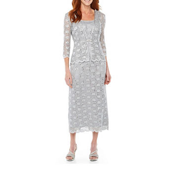 Jacket Dresses Silver Dresses For Women Jcpenney