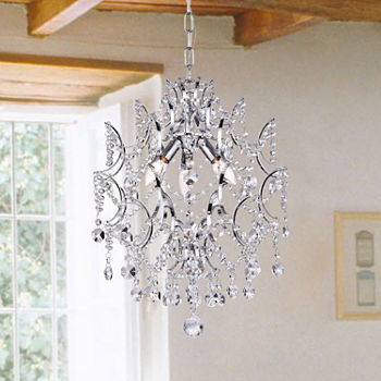 Chandeliers jcpenney best value aloadofball Image collections