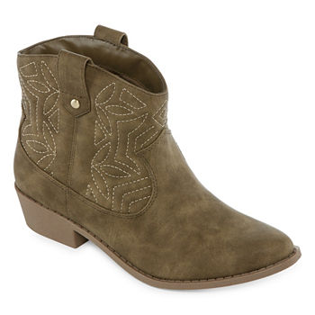 ab851517b8ed2 Cowboy Boots Boots All Women s Shoes for Shoes - JCPenney