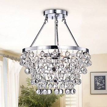 Chandeliers jcpenney aloadofball Image collections