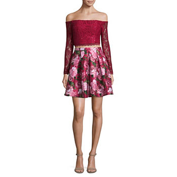Floral Prom Dresses for Juniors - JCPenney