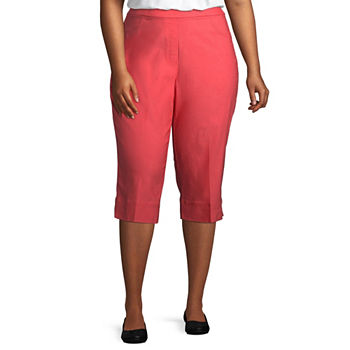 cf8453ab7df CLEARANCE Plus Size Pants for Women - JCPenney