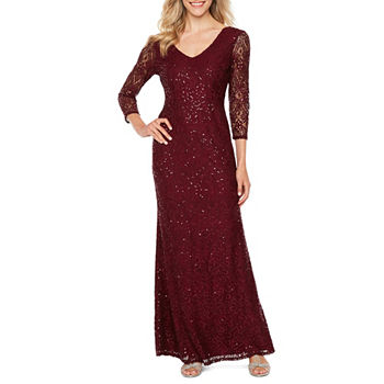 34 Sleeve Evening Gowns Dresses For Women Jcpenney