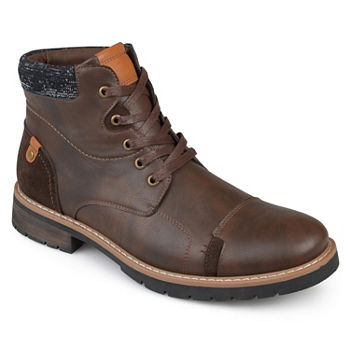 0210b068f62b0 Mens Lace Up Boots All Boots for Shoes - JCPenney
