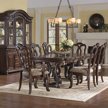 Standard Height Removable Leaf Dining Room Tables For The Home Jcpenney
