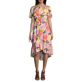 Floral Maxi Dresses For Juniors