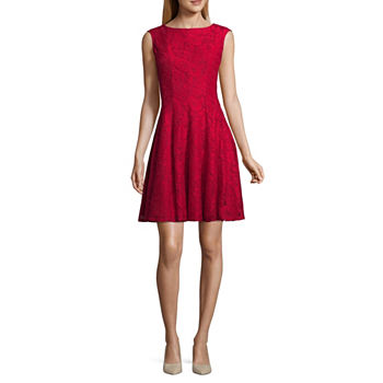 Danny Amp Nicole Fit Amp Flare Dresses Dresses For Women