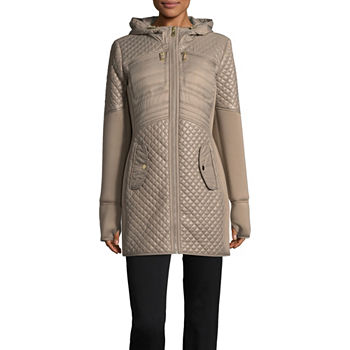 f2e9ba239faf7 Misses Size Thumb Hole Coats   Jackets for Women - JCPenney
