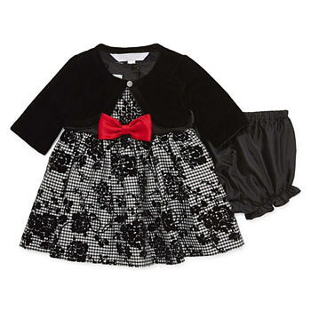 ab03a84fe Casual Black Baby Girl Clothes 0-24 Months for Baby - JCPenney