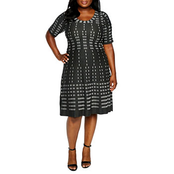 Plus Size Gray Dresses For Women Jcpenney