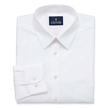 6efcd530d6de7 Athletic Fit White Dress Shirts & Ties for Men - JCPenney