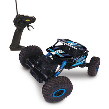 Mean Machines 1:16 Scale Radio Controlled Rock Crawler Venom (Rc)