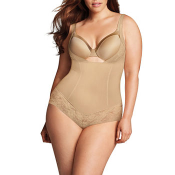 2e0cad5b860a0 Plus Size Body Shapers Shapewear   Girdles for Women - JCPenney