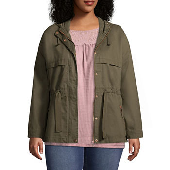 7185ba4aa33 Women Plus Size Coats   Jackets for Shops - JCPenney