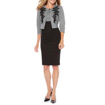 Applique Church Dresses For Women Jcpenney