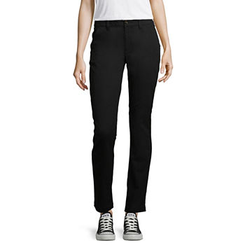 Black Pants For Juniors Jcpenney