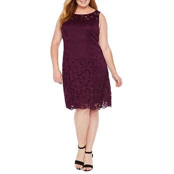 Liz Claiborne Plus Size Dresses For Women Jcpenney