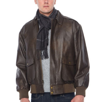 Mens Leather Jackets Faux Leather Jackets For Men Jcpenney