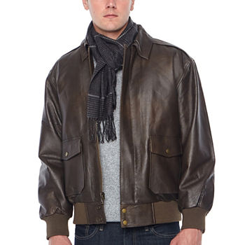 2f8249a7 Mens Leather Jackets, Faux Leather Jackets for Men - JCPenney