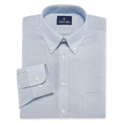Blue Mens Dress Shirt