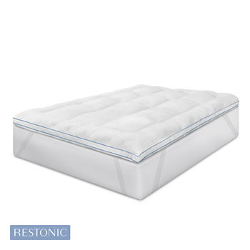 Twin Xl Deep Pocket Mattress Pads Toppers For Bed Bath Jcpenney