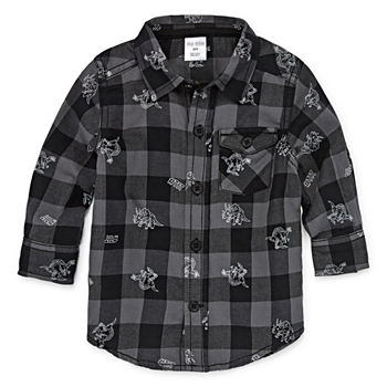 e3e72a687 Black Shirts   Tops for Baby - JCPenney