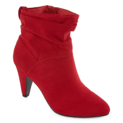Red Boots for Juniors