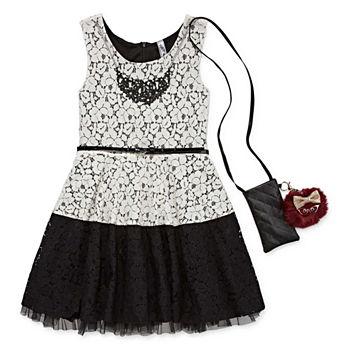 0b187fbef Sleeveless A-line Dresses Dresses for Kids - JCPenney