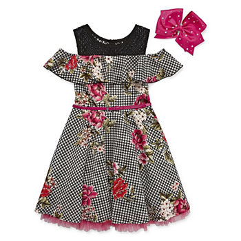 Girls Dresses Spring Dresses For Girls Jcpenney
