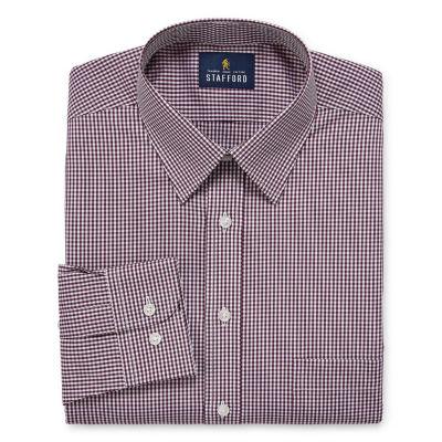With Men's Shirt Tie Dress Olive