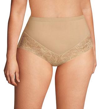 12575988506 Plus Size Lace Trim Shapewear   Girdles for Women - JCPenney