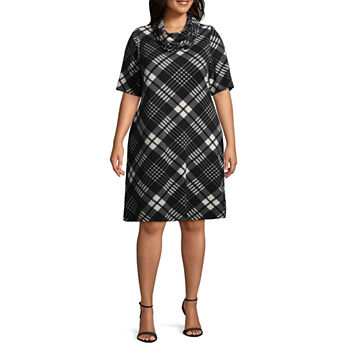 f068ce84b66e7 CLEARANCE Plus Size Dresses for Women - JCPenney