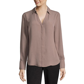 822aabe0b182e2 Tall Size Blouses Tops for Women - JCPenney