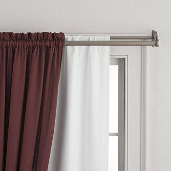 Home Expressions Rod-Pocket Curtain Liner