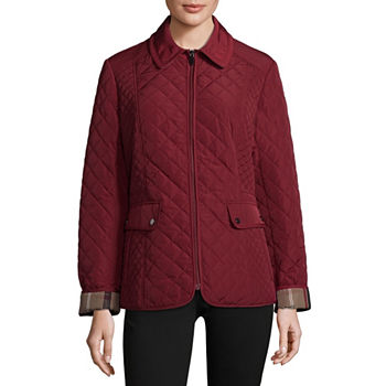 8b0ebefac6ef7 Liz Claiborne Red Coats   Jackets for Shops - JCPenney
