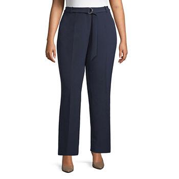 Worthington Plus Size Pants For Women Jcpenney