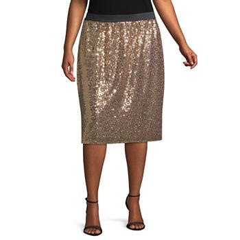 1d06f86cecc Women s Plus Size Skirts