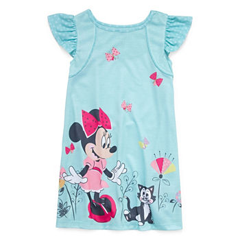 e2e2a6c20f Disney Girls Pajamas for Kids - JCPenney
