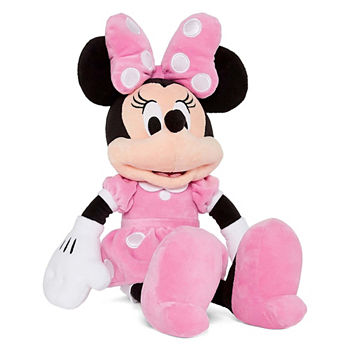 Disney Collection Pink Minnie Mouse Medium Plush