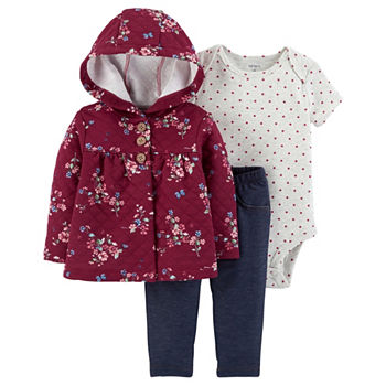 4bab09491de Baby Girl Clothes 0-24 Months for Baby - JCPenney