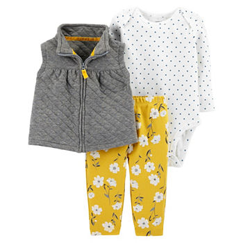 7a9786148 Girls Baby Girl Clothes 0-24 Months for Baby - JCPenney