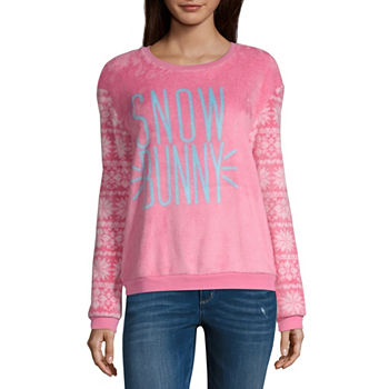 womens christmas sweaters pink - Womens Christmas Sweaters