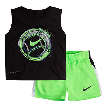 Nike Baby Boy Clothes Simple Nike Black Baby Boy Clothes 6060 Months For Baby JCPenney