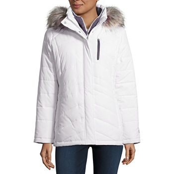 45ec40c9f White Coats   Jackets for Women - JCPenney