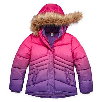 50ed06cf6e4 Coats + Jackets Girls 7-16 for Kids - JCPenney