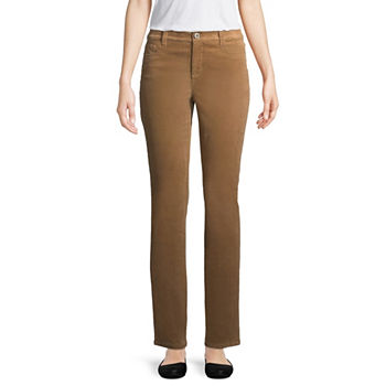 76180a47c4f4ca Corduroy Pants Beige for Shops - JCPenney
