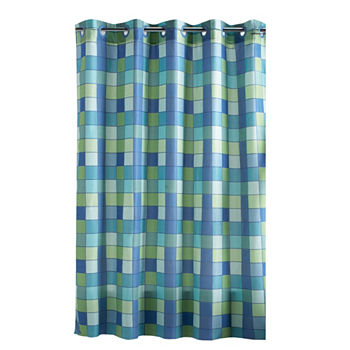 Hookless Shower Curtains For Bed Bath