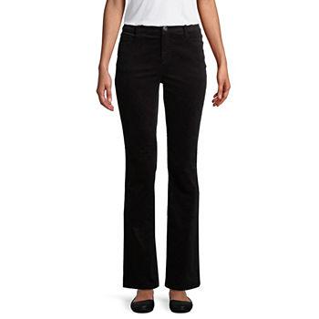 d2f2e6c9a41ea Petites Size Corduroy Pants for Women - JCPenney