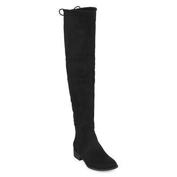5d0a1ba20b228 Over The Knee Boots Junior s Shoes for Juniors - JCPenney